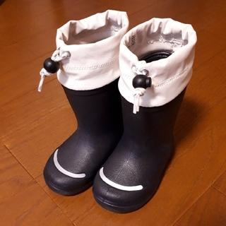 ムジルシリョウヒン(MUJI (無印良品))の長靴 15~16㎝ 無印(長靴/レインシューズ)