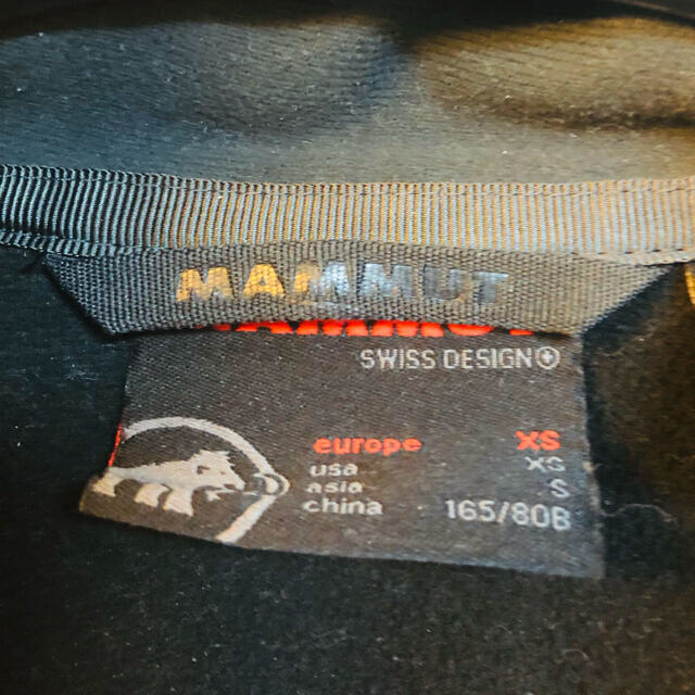 Mammut(マムート)のマムート マウンテンジャケット RN117481 スポーツ/アウトドアのアウトドア(登山用品)の商品写真