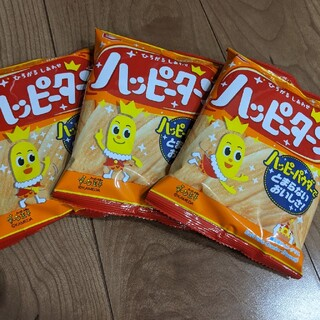 カメダセイカ(亀田製菓)のハッピーターン(菓子/デザート)