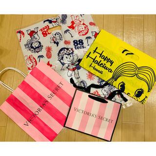 ヴィクトリアズシークレット(Victoria's Secret)のHawaii ショップ袋まとめ売り(ショップ袋)