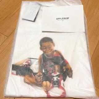 アップルバム(APPLEBUM)のAPPLEBUM AJ CHICAGO BOY Tee Mサイズ(Tシャツ/カットソー(半袖/袖なし))
