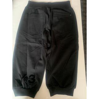 ワイスリー(Y-3)のワイスリー スウェット 7部丈 ブラック レディース パンツ(トレーナー/スウェット)