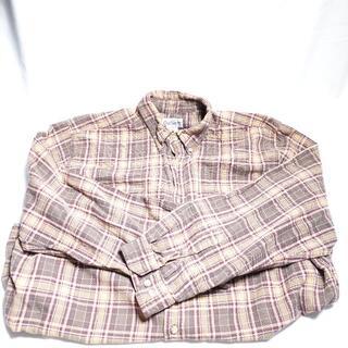 カーハート(carhartt)の[carhartt] チェックシャツ ブラウン XL(シャツ)