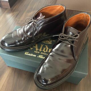 オールデン(Alden)のオールデン 1339    7D 美品(ブーツ)