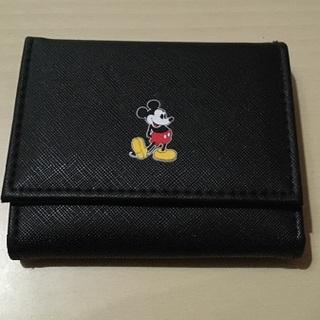 フリークスストア(FREAK'S STORE)のミッキー 三つ折り財布 付録(財布)