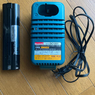 Makita - マキタ充電器 DC1251+バッテリ9000セット