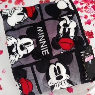 ディズニー(Disney)のDisney ミッキー&ミニー ベビー敷きパッド(敷パッド)
