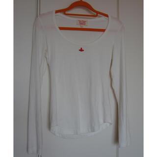 Vivienne Westwood - ヴィヴィアンウエストウッド オーブ刺繍 長袖トップス カットソー