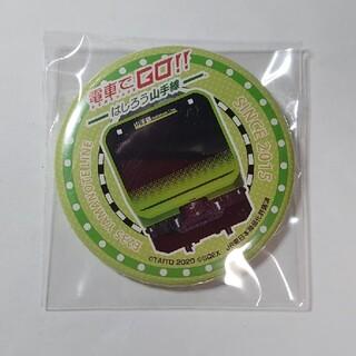 タイトー(TAITO)の【非売品】電車でGO!! はしろう山手線 缶バッジ(家庭用ゲームソフト)
