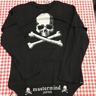 マスターマインドジャパン(mastermind JAPAN)のMasterMind Japan MMJ ロンT 長袖(Tシャツ/カットソー(七分/長袖))
