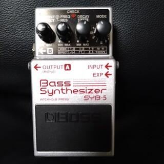 ボス(BOSS)のBOSS SYB-5(ベースエフェクター)