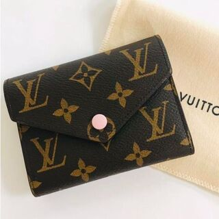 LOUIS VUITTON - ルイヴィトン ポルトフォイユ・ヴィクトリーヌ 財布