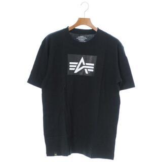 アルファ(alpha)のALPHA Tシャツ・カットソー メンズ(Tシャツ/カットソー(半袖/袖なし))