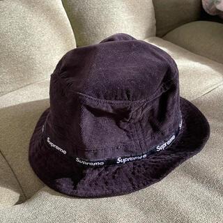シュプリーム(Supreme)のsupreme corduroy hat(ハット)