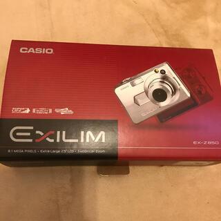 カシオ(CASIO)のジャンク カシオExilim EX-Z850(コンパクトデジタルカメラ)