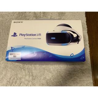 プレイステーションヴィーアール(PlayStation VR)のpsvr プレイステーションVR(家庭用ゲーム機本体)