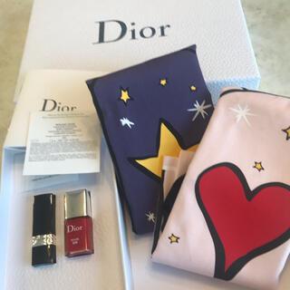 ディオール(Dior)のDior   ギフトボックス 新品(コフレ/メイクアップセット)