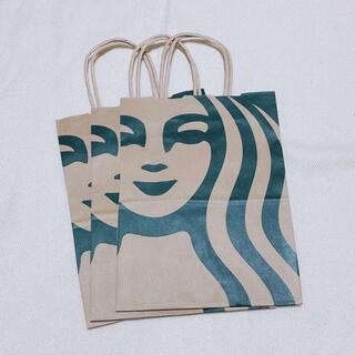 スターバックスコーヒー(Starbucks Coffee)のSTARBUCKS 紙袋(ショップ袋)