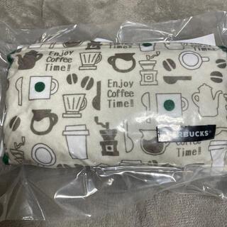 スターバックスコーヒー(Starbucks Coffee)のスターバックス福袋2021/トライアングルクッション/STARBUCKS(クッション)