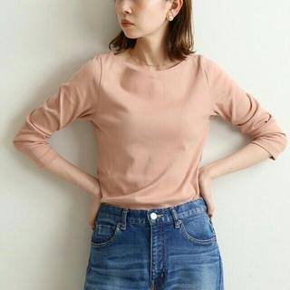 IENA - 新品 AURALEE オーラリー IENA 別注ボートネックTシャツ