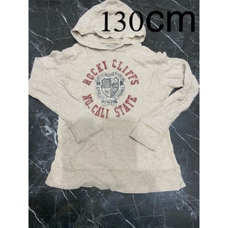 ギャップキッズ(GAP Kids)のGAP パーカー 130cm(Tシャツ/カットソー)