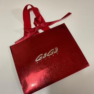 ガガミラノ(GaGa MILANO)のGAGA MILANO  ショップ袋(ショップ袋)