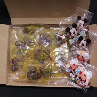 ディズニー(Disney)のDisney お菓子詰め合わせ(22個) クランチ & クッキー ユーハイム(菓子/デザート)