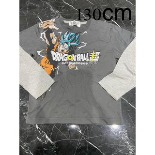 ドラゴンボール ロンT 130(Tシャツ/カットソー)