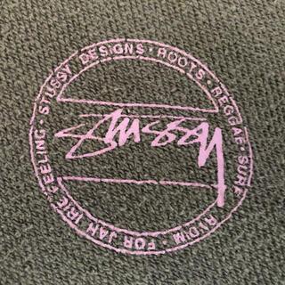 ステューシー(STUSSY)のSTUSSY 半袖スウェット(Tシャツ/カットソー(半袖/袖なし))