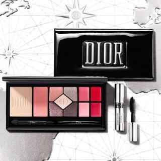 ディオール(Dior)の【DIOR】新品♡ウルトラディオールクチュールパレット(コフレ/メイクアップセット)