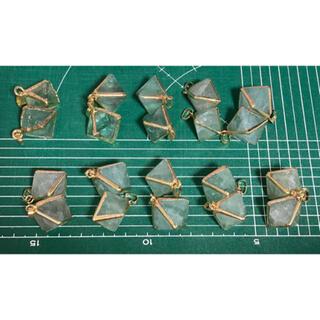 キワセイサクジョ(貴和製作所)の天然石 アマゾナイト(各種パーツ)