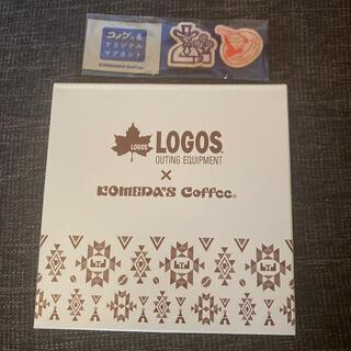 ロゴス(LOGOS)のコメダ福袋 マグネット&LOGOSコラボプレートセット☆(ノベルティグッズ)