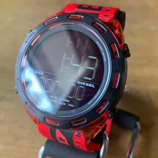 ディーゼル(DIESEL)の【新品】ディーゼル メンズ 時計 クラッシャー デジタル DZ1916(腕時計(アナログ))
