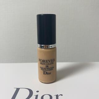 Christian Dior - Dior スキンフォーエヴァー フルイド グロウ 2Nニュートラル