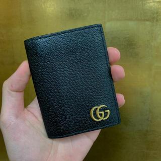 Gucci - 【GUCCI 】GGマーモント レザーカードケース