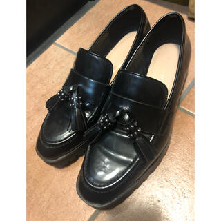 ザラ(ZARA)のZARA タッセルローファー(ローファー/革靴)