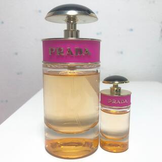 プラダ(PRADA)のPRADA 香水 キャンディ50ml その他香水付き(香水(女性用))