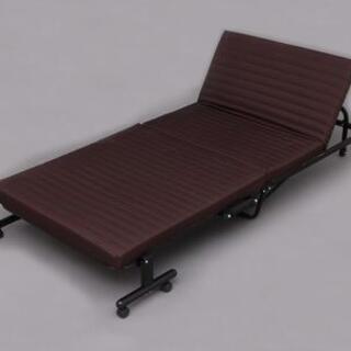 折りたたみベッド OTB-BR(簡易ベッド/折りたたみベッド)