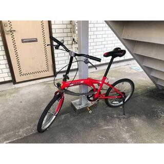自転車 折りたたみ(自転車本体)