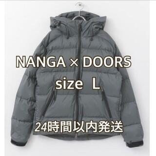ドアーズ(DOORS / URBAN RESEARCH)の【新品未使用DOORS NANGA×DOORS AURORA アーバンリサーチ(ダウンジャケット)