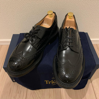 トリッカーズ(Trickers)のトリッカーズ バートン サイズ7(ドレス/ビジネス)