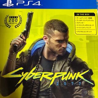 プレイステーション4(PlayStation4)の最安値‼️サイバーパンク2077 PS4(その他)