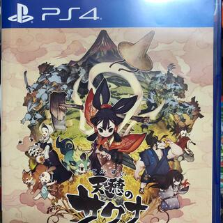プレイステーション4(PlayStation4)の天穂のサクナヒメ PS4(家庭用ゲームソフト)