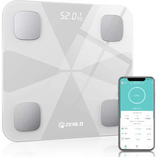 体重計 体組成計 体脂肪計 Bluetooth(体重計)