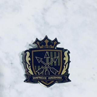 【未使用】サンフレッチェ広島 ピンバッジ(記念品/関連グッズ)