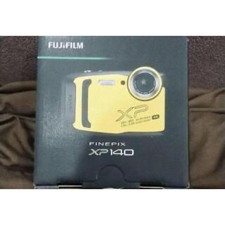 FinePix XP140 [イエロー](コンパクトデジタルカメラ)