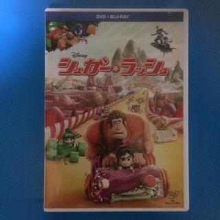 シュガーラッシュ(Sugar Russh)のシュガー・ラッシュ DVD+ブルーレイセット Blu-ray(キッズ/ファミリー)
