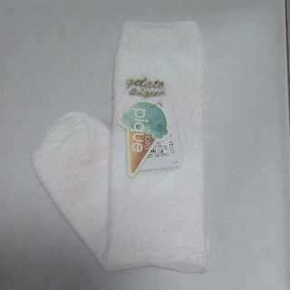 gelato pique - 新品未使用(タグ付き) ジェラートピケ ソックス 靴下