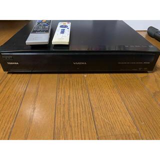 トウシバ(東芝)の【専用】TOSHIBA VARDIA  2009年製 美品リモコン付き!(DVDレコーダー)