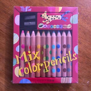 コクヨ(コクヨ)のコクヨ ミックスカラーペンシル 色鉛筆(色鉛筆)